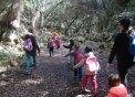 Excursió a Rafalet amb alumnat d'infantil