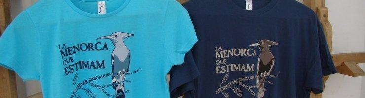 La nova camiseta de la Menorca que estimam