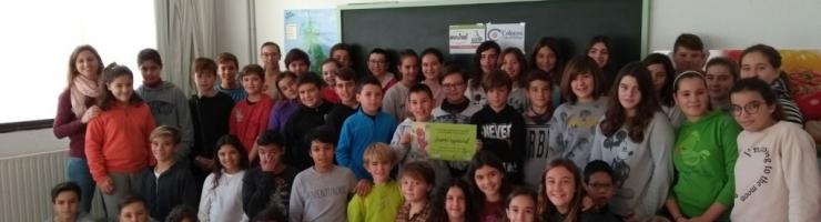 Premi especial: Classes d'anglès de 6è de primària del CEIP Pere Casasnovas