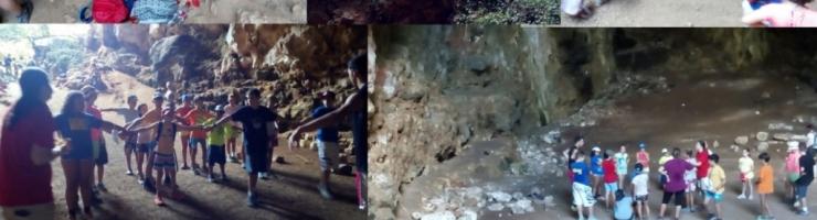 Un dia d'excursió pel barranc de Binigaus