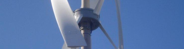 DOBGIR, microaerogenerador d'eix vertical dissenyat a Menorca