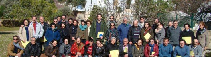 Fotografia dels participants de l'any passat