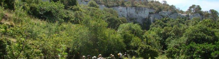 Barranc d'Algendar. La banda de ponent perdria la protecció urbanística.