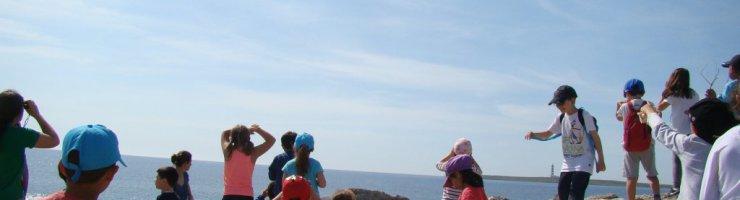 Anam d'excursió, de Punta Prima a Alcaufar
