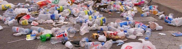 Hem d'evitar els residus de plàstic a les festes