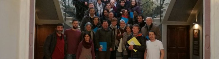 Participants de la primera jornada