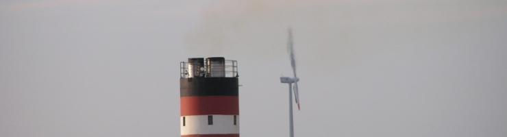 El fum de la central afecta la salut de les persones