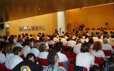 Ple del Consell Insular de dia 17/11/14