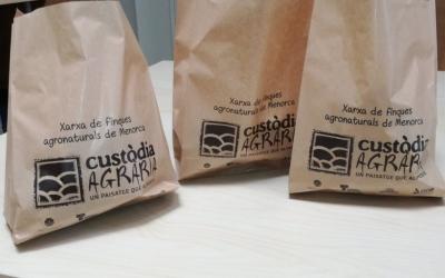 Imatge de les bosses de paper editades