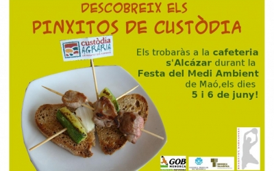 Pinxitos de Custòdia