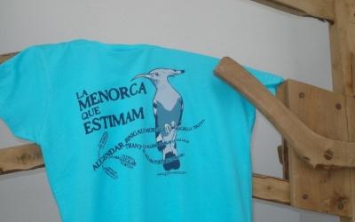 La nova camiseta de la campanya en defensa del territori