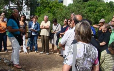 Marc Moll al parc Rubió