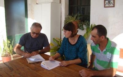 Fotografia de la signatura