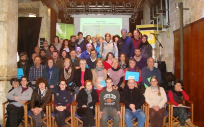 Fotografia dels participants de la primera jornada