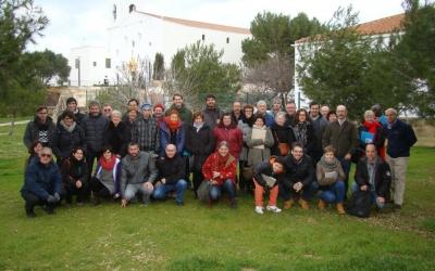 Fotografia dels participants de la segona jornada