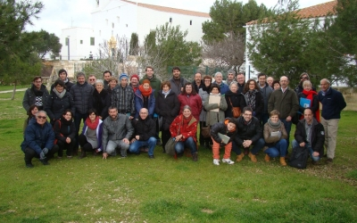 Participants del seminari de l'any passat