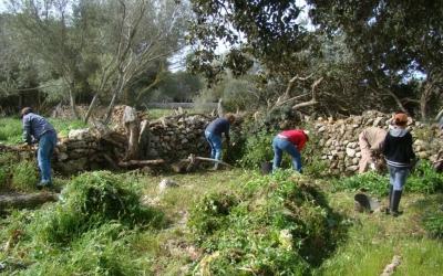 Voluntaris de Custòdia Agrària