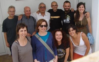 Part de la junta interinsular del GOB reunida aquest dissabte a Menorca