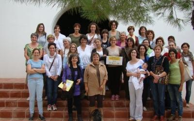 Foto de grup de les participants