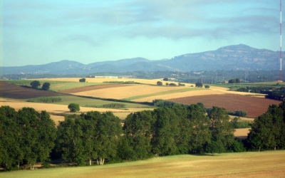 Imatge de l'Espai Rural de Gallecs