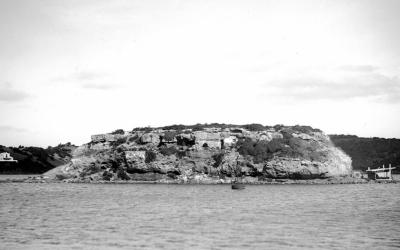 Illa de ses Rates, Maó. http://menorcaimatgesdenprimer.blogspot.com