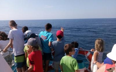 Sortida amb barca