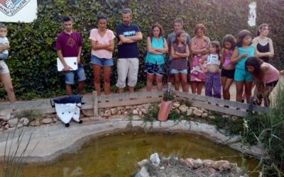 La bassa dels calàpets