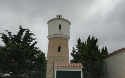 Torre de s'aigua de Maó