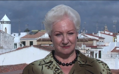 Imatge del vídeo de Joana Pons presentant la campanya