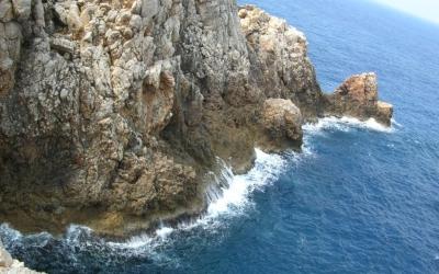 La combinació de mala mar i roques ha provocat diverses tragèdies.