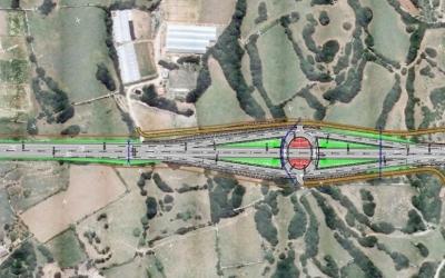 Imatge del projecte constructiu aprovat pel Consell Insular
