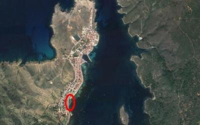 Zona de Fornells amb amenaça de port esportiu