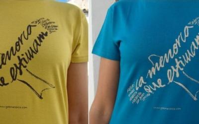 La nova camiseta per La Menorca que Estimam