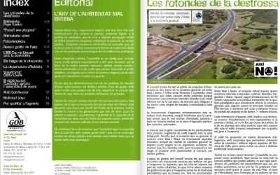 Pàgines 2 i 3 de la revista