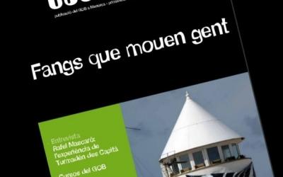 La revista trimestral digital del GOB Menorca