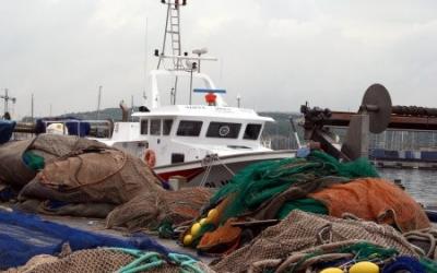 Barca de pesca a Maó