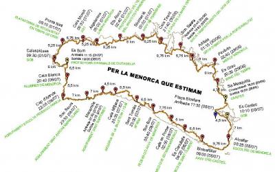Mapa d'horaris i entitats