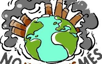 Logo de la campanya No m'escalfis més