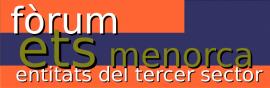Logo del Fòrum d'Entitats del Tercer Sector de Menorca